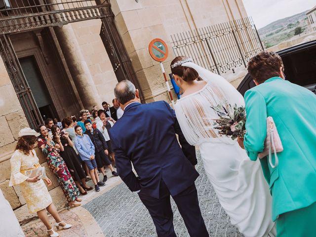 La boda de Salva y Make en Jumilla, Murcia 14