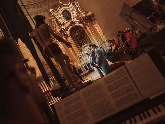 La boda de Salva y Make en Jumilla, Murcia 16