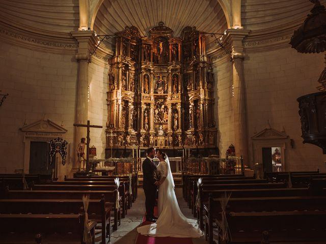 La boda de Salva y Make en Jumilla, Murcia 17