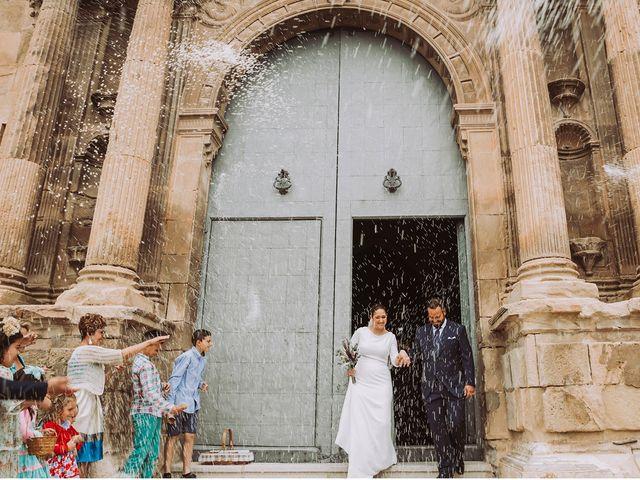 La boda de Salva y Make en Jumilla, Murcia 18