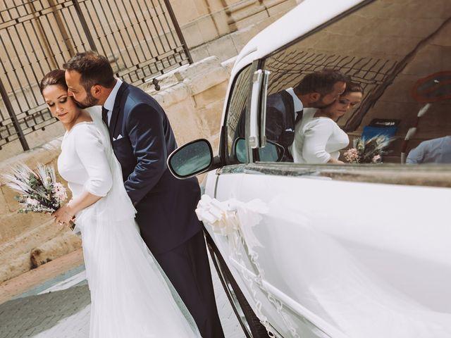La boda de Salva y Make en Jumilla, Murcia 19