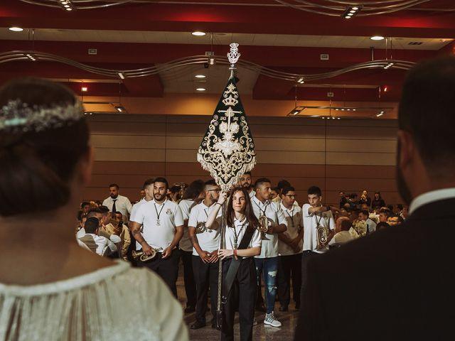 La boda de Salva y Make en Jumilla, Murcia 22