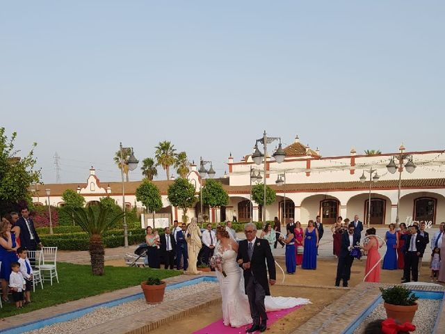La boda de Rafael y Mari  en Sevilla, Sevilla 4