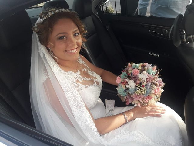 La boda de Rafael y Mari  en Sevilla, Sevilla 18