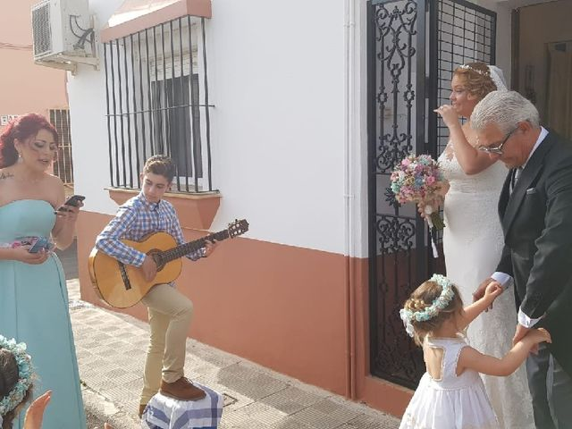 La boda de Rafael y Mari  en Sevilla, Sevilla 2