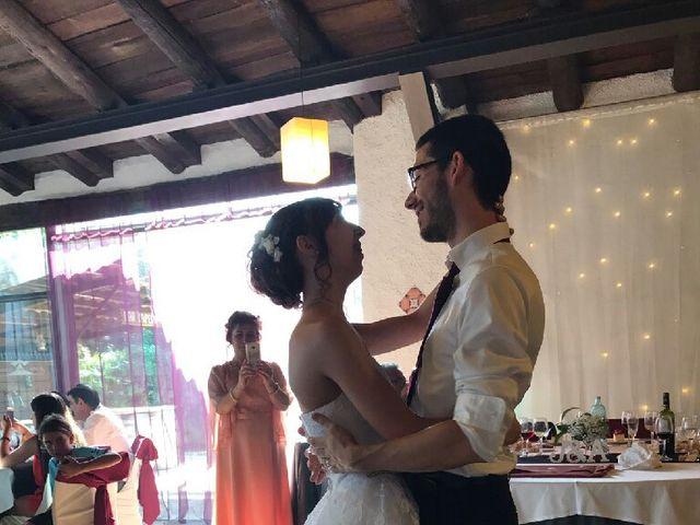 La boda de Jose Luis Martinez y Alba Grabulosa en Pueblo Sant Climent De Peralta, Girona 3