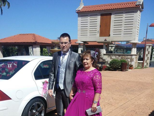 La boda de Javier y Laura en Aldeola, A Coruña 6