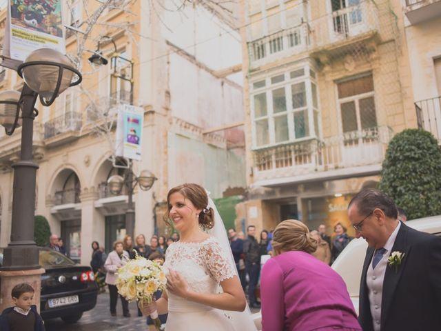 La boda de Javi y Isabel en Torre Pacheco, Murcia 12