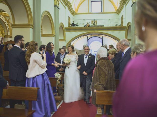 La boda de Javi y Isabel en Torre Pacheco, Murcia 13