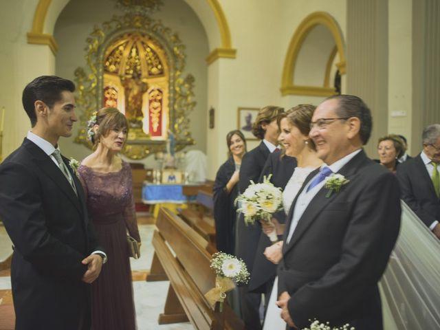 La boda de Javi y Isabel en Torre Pacheco, Murcia 14