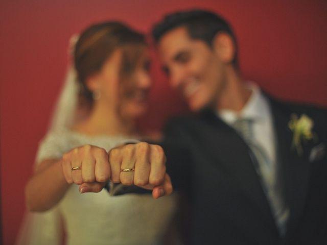 La boda de Isabel y Javi