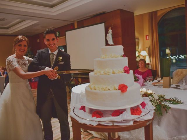 La boda de Javi y Isabel en Torre Pacheco, Murcia 32