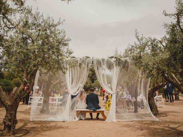 La boda de Ivan y Virginia en Orista, Barcelona 21