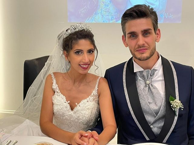 La boda de Juan y Fátima