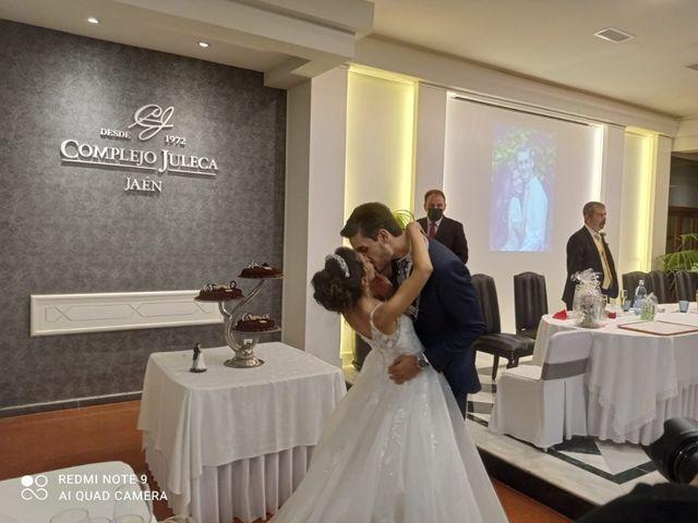 La boda de Fátima y Juan en Jaén, Jaén 1