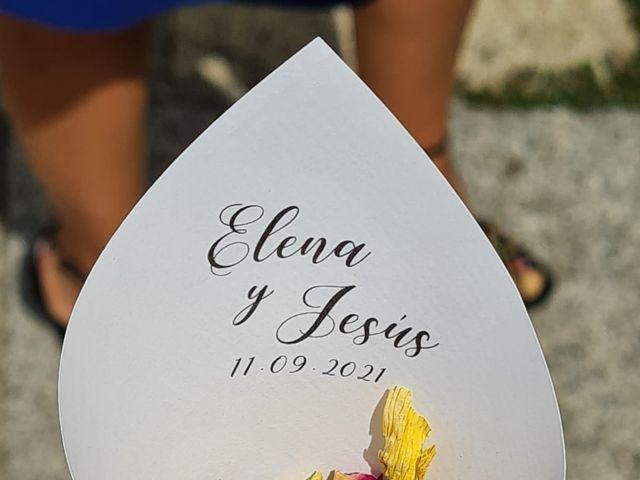 La boda de Elena y Jesús en San Lorenzo De El Escorial, Madrid 5
