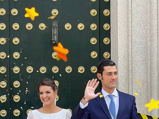 La boda de Elena y Jesús en San Lorenzo De El Escorial, Madrid 8
