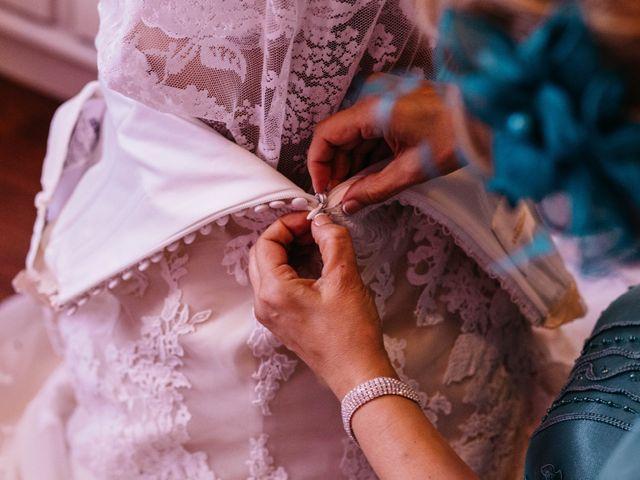 La boda de Salvador y Mónica en Calzada De Calatrava, Ciudad Real 11