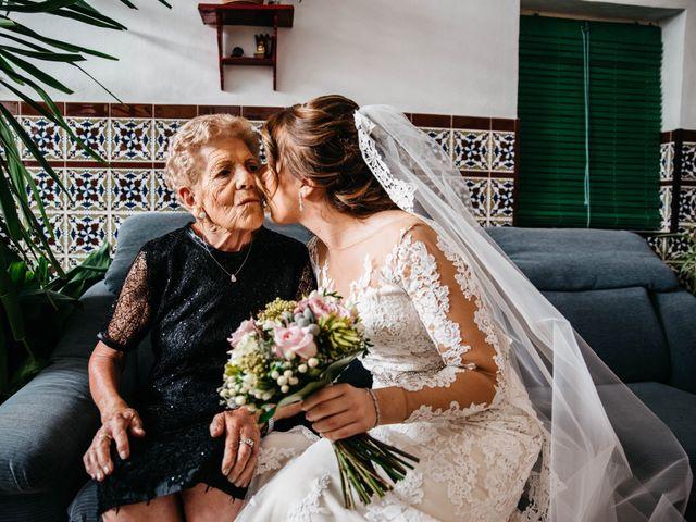 La boda de Salvador y Mónica en Calzada De Calatrava, Ciudad Real 23