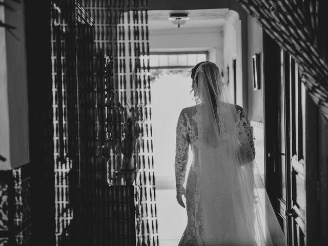 La boda de Salvador y Mónica en Calzada De Calatrava, Ciudad Real 25