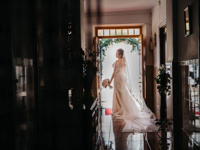 La boda de Salvador y Mónica en Calzada De Calatrava, Ciudad Real 26