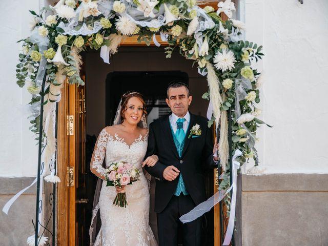 La boda de Salvador y Mónica en Calzada De Calatrava, Ciudad Real 27