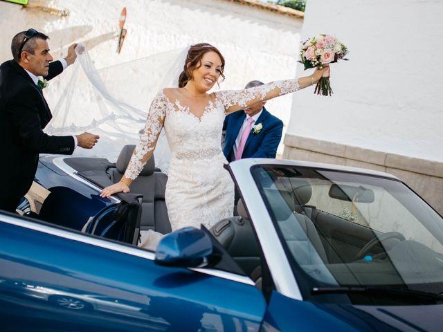 La boda de Salvador y Mónica en Calzada De Calatrava, Ciudad Real 29