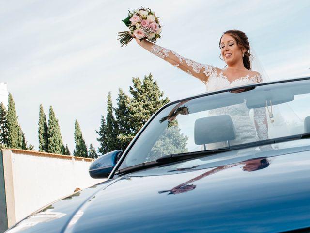 La boda de Salvador y Mónica en Calzada De Calatrava, Ciudad Real 30