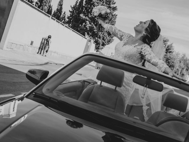 La boda de Salvador y Mónica en Calzada De Calatrava, Ciudad Real 31