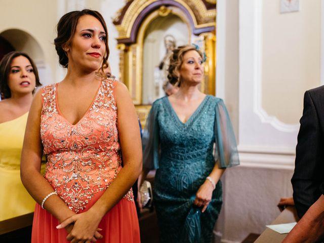 La boda de Salvador y Mónica en Calzada De Calatrava, Ciudad Real 40