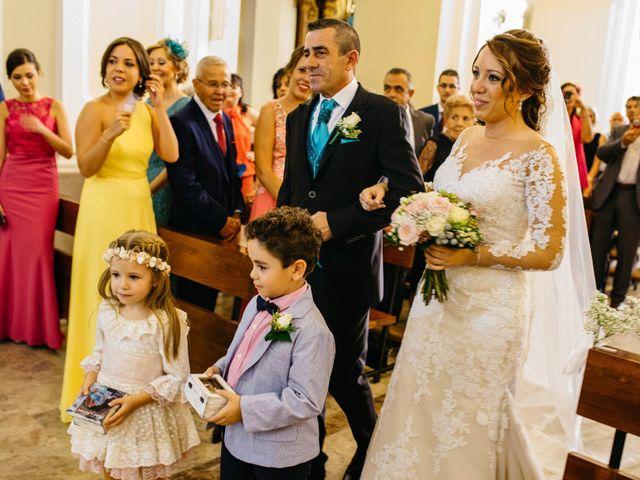 La boda de Salvador y Mónica en Calzada De Calatrava, Ciudad Real 41