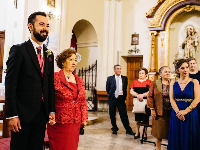 La boda de Salvador y Mónica en Calzada De Calatrava, Ciudad Real 42