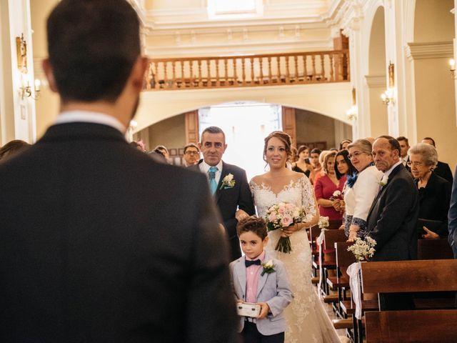 La boda de Salvador y Mónica en Calzada De Calatrava, Ciudad Real 44