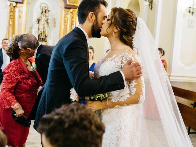 La boda de Salvador y Mónica en Calzada De Calatrava, Ciudad Real 45