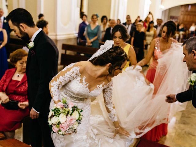 La boda de Salvador y Mónica en Calzada De Calatrava, Ciudad Real 46