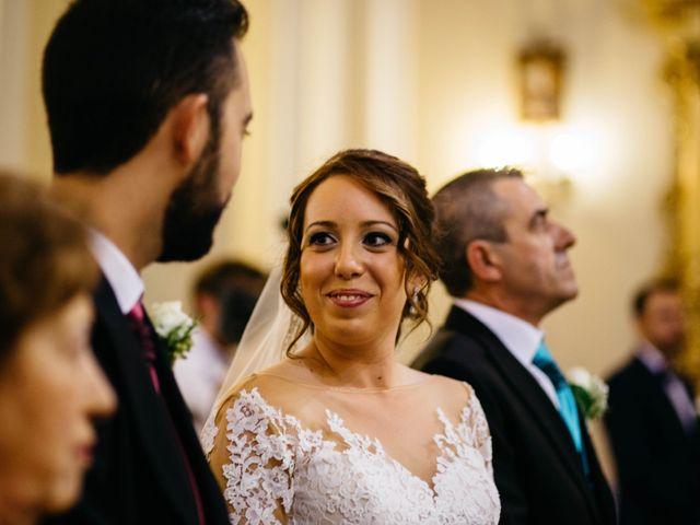 La boda de Salvador y Mónica en Calzada De Calatrava, Ciudad Real 47