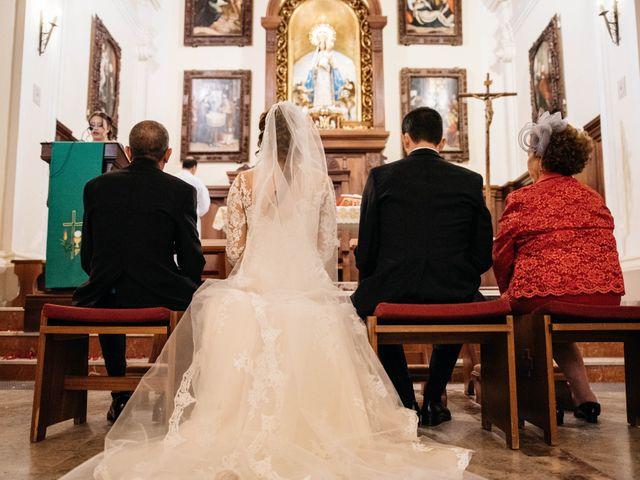 La boda de Salvador y Mónica en Calzada De Calatrava, Ciudad Real 50