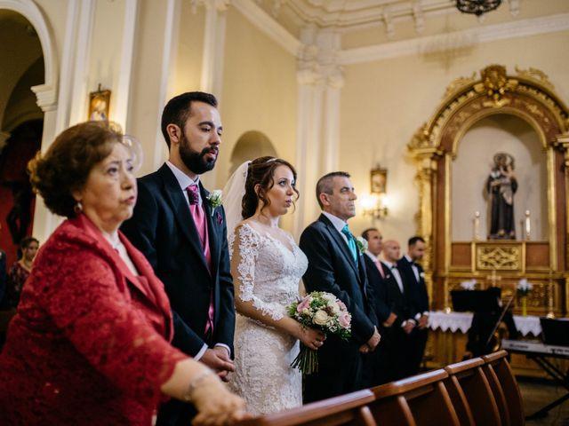 La boda de Salvador y Mónica en Calzada De Calatrava, Ciudad Real 52