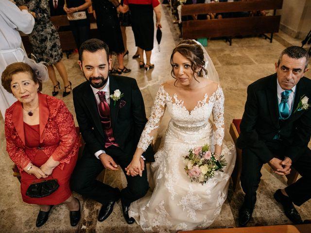 La boda de Salvador y Mónica en Calzada De Calatrava, Ciudad Real 55