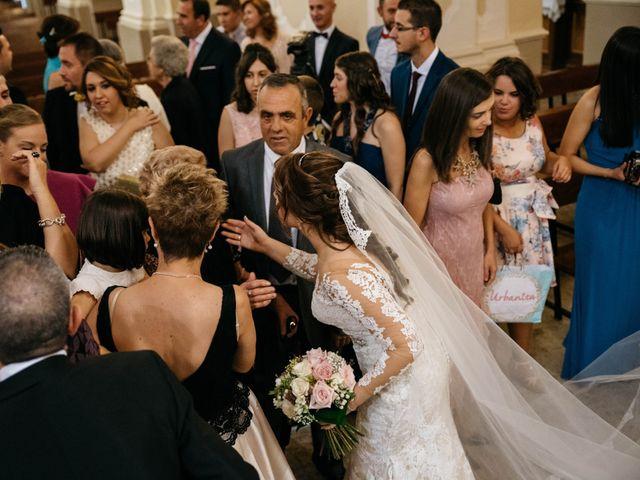 La boda de Salvador y Mónica en Calzada De Calatrava, Ciudad Real 56
