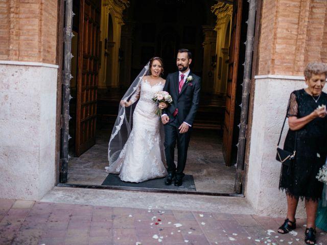 La boda de Salvador y Mónica en Calzada De Calatrava, Ciudad Real 57