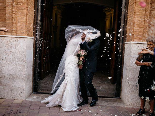 La boda de Salvador y Mónica en Calzada De Calatrava, Ciudad Real 58
