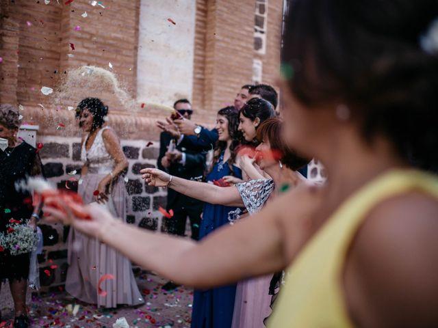 La boda de Salvador y Mónica en Calzada De Calatrava, Ciudad Real 59