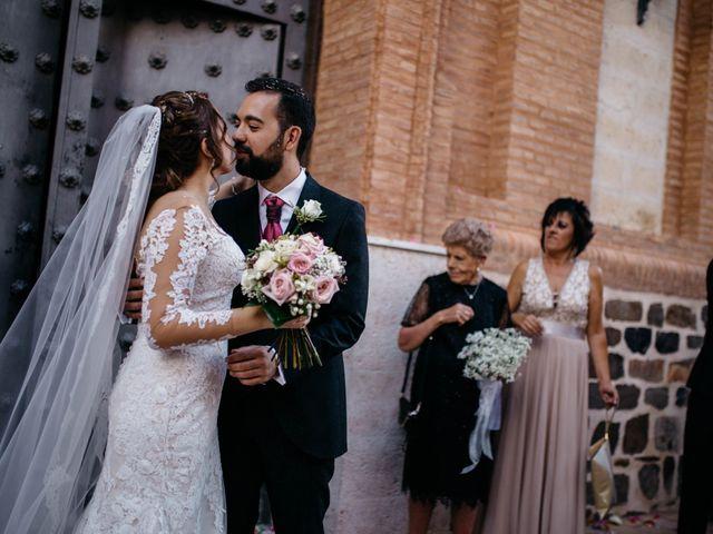 La boda de Salvador y Mónica en Calzada De Calatrava, Ciudad Real 61