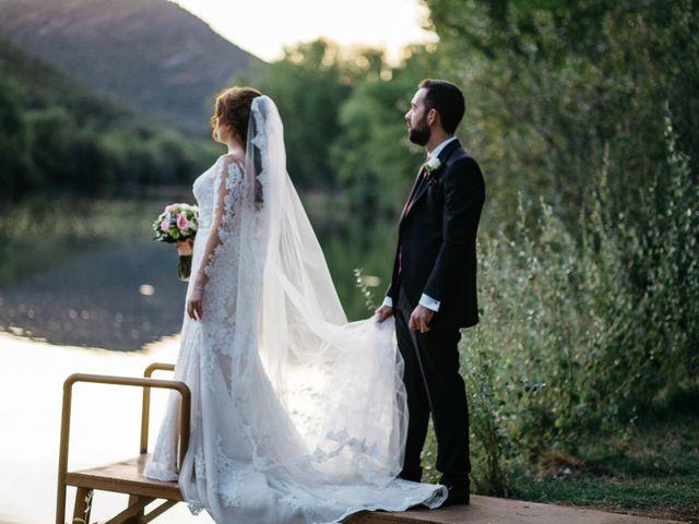 La boda de Salvador y Mónica en Calzada De Calatrava, Ciudad Real 62