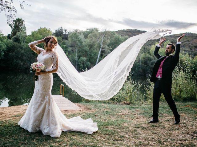 La boda de Salvador y Mónica en Calzada De Calatrava, Ciudad Real 68