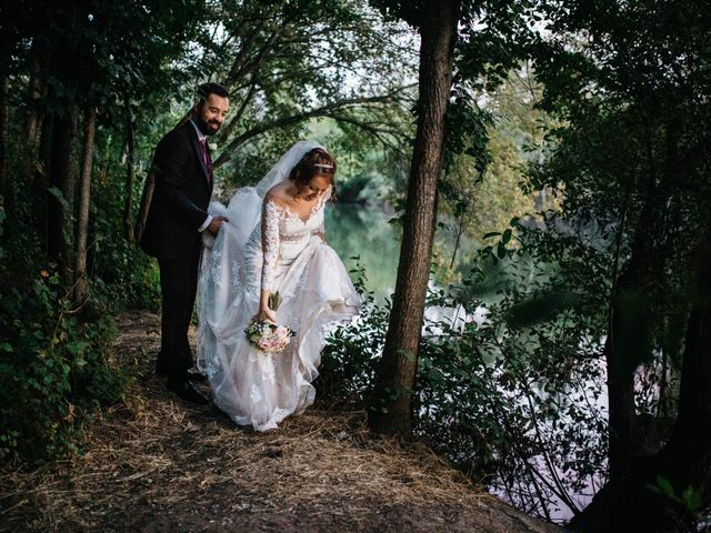 La boda de Salvador y Mónica en Calzada De Calatrava, Ciudad Real 74