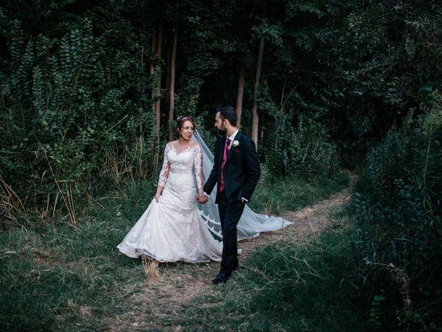 La boda de Salvador y Mónica en Calzada De Calatrava, Ciudad Real 75