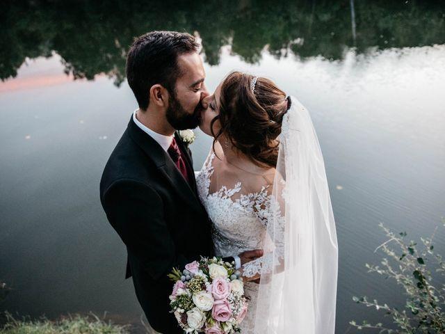 La boda de Salvador y Mónica en Calzada De Calatrava, Ciudad Real 77