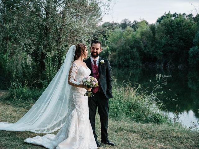 La boda de Salvador y Mónica en Calzada De Calatrava, Ciudad Real 79